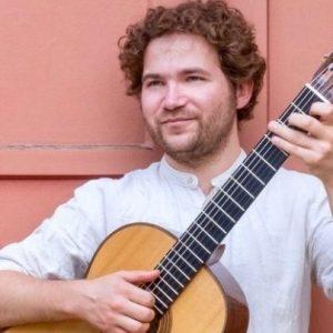 Adrian Ingerl in concert