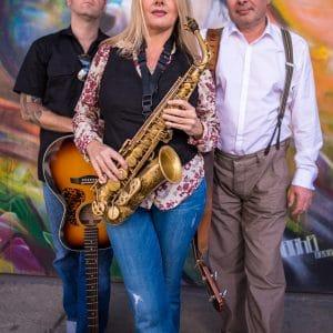 Soundscouts Open Mic: Carolyn Breuer's Peace Rebel Radio – All that Jazz